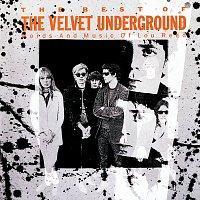 Přední strana obalu CD The Best Of The Velvet Underground