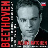 Julius Katchen, London Symphony Orchestra, Piero Gamba – Beethoven: The Piano Concertos etc