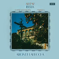 Alicia de Larrocha – Albéniz: Iberia; Navarra; Cantos de Espana