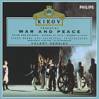Kirov Chorus, St Petersburg, Kirov Orchestra, St Petersburg, Valery Gergiev – Prokofiev: War and Peace [3 CDs]