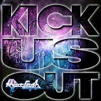 Přední strana obalu CD Kick Us Out