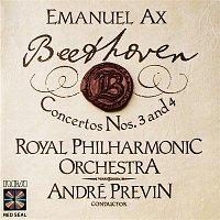 Emanuel Ax, Ludwig van Beethoven, André Previn, Royal Philharmonic Orchestra – Beethoven: Piano Concertos Nos. 3 & 4