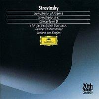 Berliner Philharmoniker, Herbert von Karajan – Stravinsky: Symphony in C; Symphony of Psalms; Concerto in D