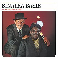 Přední strana obalu CD Sinatra-Basie: An Historic Musical First