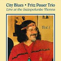 Fritz Pauer Trio – City Blues, Live at the Jazzspelunke Vienna, Vol.1