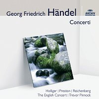 The English Concert, Trevor Pinnock – Handel: Concerti per solisti