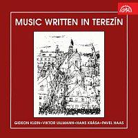 Gideon Klein, Viktor Ullmann, Hans Krása, Pavel Haas, Různí interpreti – Hudba psaná v Terezíně