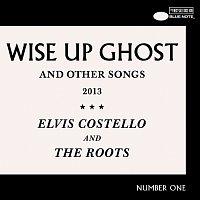 Přední strana obalu CD Wise Up Ghost