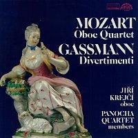 Jiří Krejčí, Panochovo kvarteto – Gassmann, Mozart: Divertimenta a Kvartet F dur pro hoboj