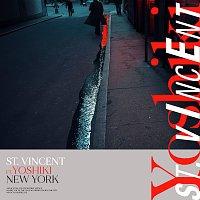 St. Vincent, Yoshiki – New York