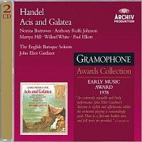 Anthony Rolfe Johnson, Norma Burrowes, Paul Elliott, Martyn Hill – Handel: Acis and Galatea [2 CDs]