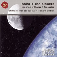 Leonard Slatkin, Gustav Holst – Dimension Vol. 18: Holst - The Planets