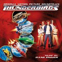 Přední strana obalu CD Thunderbirds