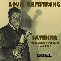Přední strana obalu CD Satchmo: The Decca And Verve Years 1924-1967