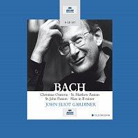 Přední strana obalu CD Bach, J.S.: Christmas Oratorio; St. Matthew Passion; St. John Passion; Mass in B minor
