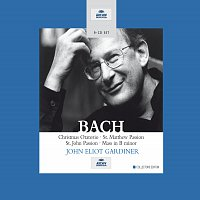 English Baroque Soloists, John Eliot Gardiner – Bach, J.S.: Christmas Oratorio; St. Matthew Passion; St. John Passion; Mass in B minor [9 CD's]