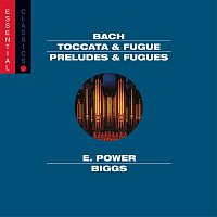 E. Power Biggs, Johann Sebastian Bach – Bach: Works for Organ