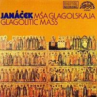 Přední strana obalu CD Janáček: Glagolská mše