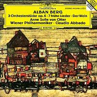 Wiener Philharmoniker, Claudio Abbado – Berg: Seven Early Songs / Wine / Three Pieces for Orchestra