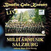 Militarmusik Salzburg – Benefiz-Gala-Konzert 1 - Live
