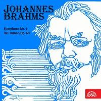 Přední strana obalu CD Brahms: Symfonie č. 1 c moll, op. 68