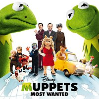 Různí interpreti – Muppets Most Wanted [Original Motion Picture Soundtrack]
