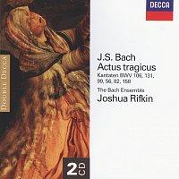 The Bach Ensemble, Joshua Rifkin – Bach, J.S.: Cantatas BWV 106, 131, 99, 56, 82 & 158