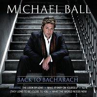 Přední strana obalu CD Back To Bacharach
