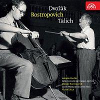 Mstislav Rostropovič – Dvořák: Koncert h moll pro violoncello a orchestr