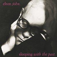 Přední strana obalu CD Sleeping With The Past