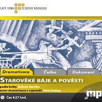 Různí interpreti – Starověké báje a pověsti (MP3-CD)