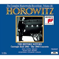 Vladimir Horowitz, Frederic Chopin – Horowitz: The Historic Return; Carnegie Hall 1965; The 1966 Concerts