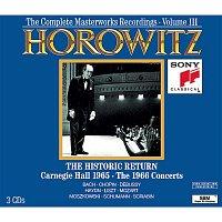 Vladimir Horowitz – Horowitz: The Historic Return; Carnegie Hall 1965; The 1966 Concerts
