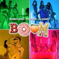 Johnny King, KG, Greg, Mc Daddy – BOOM