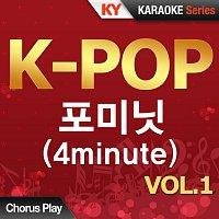 Kumyoung – K-Pop ??? 4minute Vol.1 (Karaoke Version)