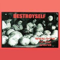 Přední strana obalu CD Welcome to our world