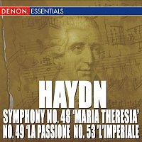"Různí interpreti – Haydn: Symphony Nos. 48 ""Maria Theresia"", 49 ""La passione"", 50 & 53 ""L'Imperiale"""
