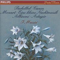 Pina Carmirelli, I Musici – Pachelbel: Canon / Mozart: Eine kleine Nachtmusik / Albinoni: Adagio