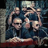 Přední strana obalu CD Wisin Y Yandel Presentan: Los Vaqueros