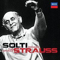 Sir Georg Solti, Wiener Philharmoniker, London Philharmonic Orchestra – Solti - Richard Strauss - The Operas
