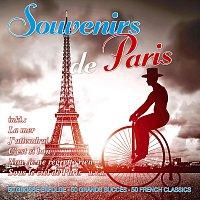 Přední strana obalu CD Souvenirs de Paris