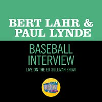 Bert Lahr, Paul Lynde – Baseball Interview [Live On The Ed Sullivan Show, June 5, 1960]