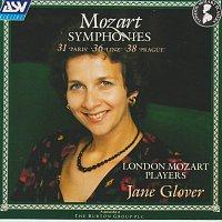 "London Mozart Players, Jane Glover – Mozart: Symphonies Nos.31 ""Paris"", 36 ""Linz"" & 38 ""Prague"""