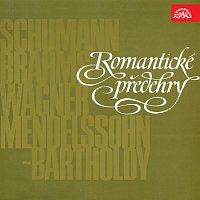Přední strana obalu CD Romantické předehry