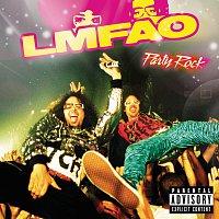 Přední strana obalu CD Party Rock