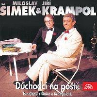 Miloslav Šimek, Jiří Krampol – Důchodci na poště. To nejlepší z Šimka a Krampola II.
