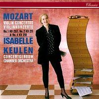 Isabelle van Keulen, Concertgebouw Chamber Orchestra – Mozart: Violin Concertos Nos. 1, 2 & 4