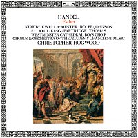 Christopher Hogwood, Emma Kirkby, Patrizia Kwella, Drew Minter, Andrew King – Handel: Esther