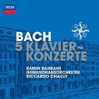 Ramin Bahrami, Gewandhausorchester Leipzig, Riccardo Chailly – Bach, J.S.: 5 Klavierkonzerte