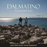 Přední strana obalu CD Instrumentali - Tribute To Mladen Magud